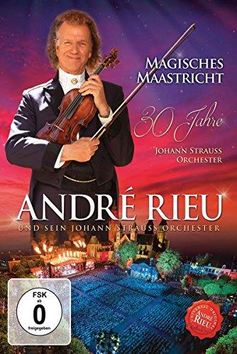 Andre Rieu – Magisches Maastricht – 30 Jahre Johann Strauss Orchester