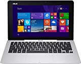 Asus T200TA-CP003H 29,4 cm (11,6 Zoll) Netbook (Intel Core-2 Quad Z3775, 1,4GHz, 2GB RAM, 32GB HDD, Intel HD, Win 8, Touchscreen) blau