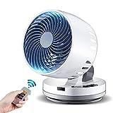 KSITH Ventilateur de Circulation d'air, Ventilateur électrique Oscillant Ventilateur...
