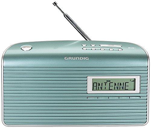 Music 7000 DAB Radio mint silber