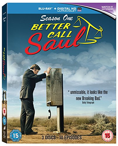 Better Call Saul - Series 1 [Blu-ray]
