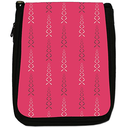 Fancy A Snuggle, Borsa a spalla donna Cascading Cross Lines