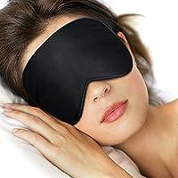 Schlafmaske Augenmaske Schlafbrille, LifeBee Verstellbarem Gummiband 100% Hautfreundlich Seide Geruchneutral Nachtmaske... preisvergleich bei billige-tabletten.eu