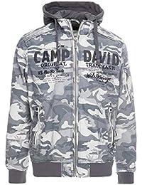 Suchergebnis auf für: camp david Grau: Bekleidung