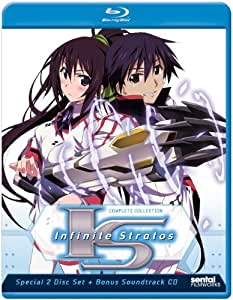 Infinite Stratos Complete Collection [Blu-ray] [Import anglais]