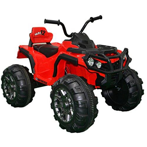 GoSkitz Ride On 12 V Quad...