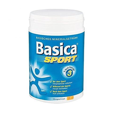 Basica Sport Pulver, 1er Pack (1 x 660