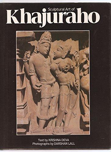 Khajuraho por Krishna Deva