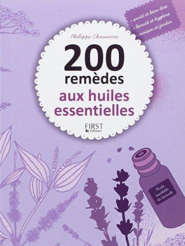 200 remèdes aux huiles essentielles PDF