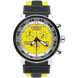 Formex 4Speed Men's Quartz Watch RS700 Chronograph 70,013,080 with Plastic Strap