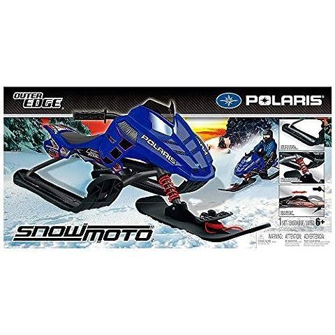 Polaris Snow Moto Outer Edge Snow Sled Snowmobile Ski Winter