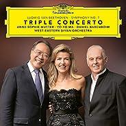 Beethoven: Tripelkonzert & Sinfon