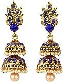 Jewels Gehna American Diamond Gold Plate...