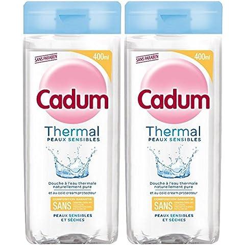 Cadum termica - Doccia - Thermal pelle secca e sensibile