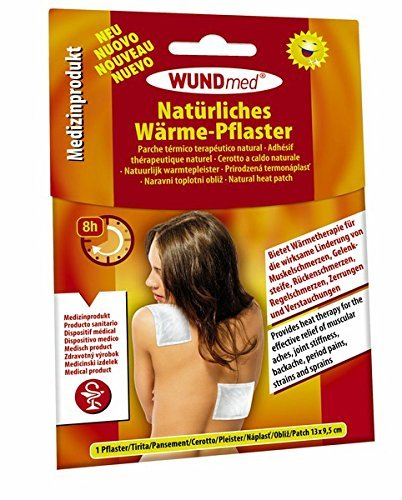 240222 Wundmed Wärmepflaster, 8h Wärme bei Muskel-& Gelenkschmerzen