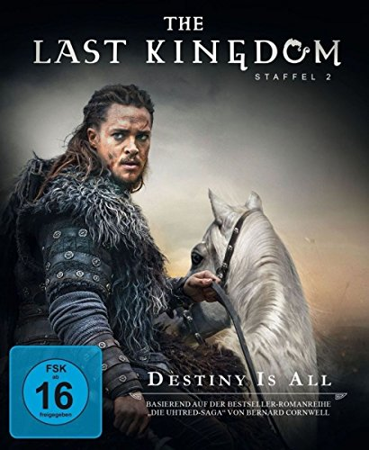 The Last Kingdom - Staffel 2 (Hardbox) [Blu-ray]