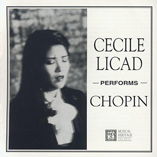 Cecile Licad Performs Chopin