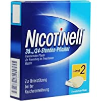 Nicotinell 35 mg 24 Stunden Pflaster, 7 St. preisvergleich bei billige-tabletten.eu