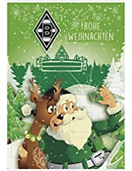 Borussia Mönchengladbach Fußball Adventskalender Kalender 2017 *NEU*OVP*