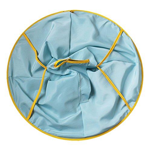 Steellwingsf - Delantal impermeable para capucha, paraguas y peluquería, para niños