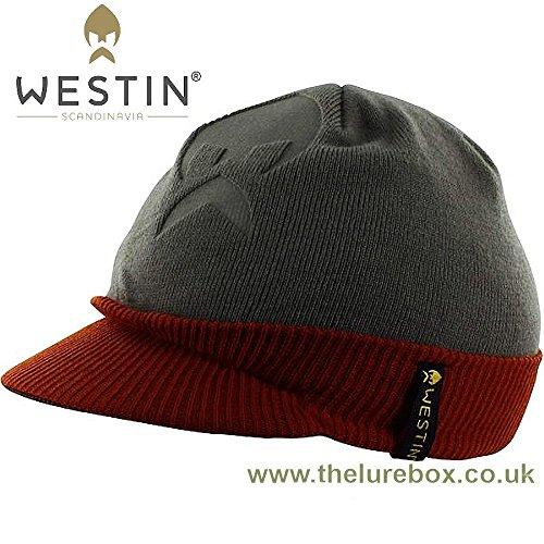 WestinVisor Beanie Mütze mit Schirm -