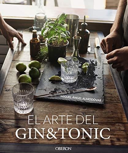 El arte del Gin Tonic. Edicíón actualizada (Libros Singulares) por Miguel Ángel Almodóvar