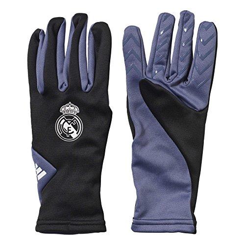 adidas REALFIELDPLAYER - Handschuhe Linea Real Madrid FC - Herren, Schwarz, S