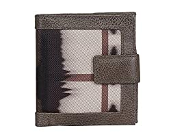 Cobble Leather Ladies Wallet Purse