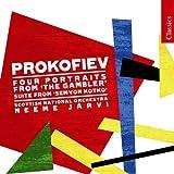 Prokofieff: Sinfonische Suite aus Semyon Kotko/+