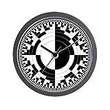 CafePress True Binary Zeit Wanduhr–Standard mehrfarbig [Kitchen & Home]