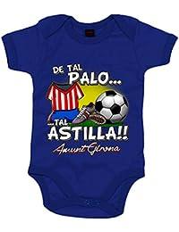 Body bebé De tal palo tal astilla Girona fútbol