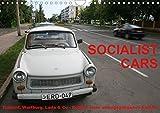 Socialist Cars 2020 (Wandkalender 2020 DIN A4 quer): Trabant, Wartburg, Lada & Co - Relikte einer untergegangenen Epoche (Monatskalender, 14 Seiten ) (CALVENDO Technologie) -