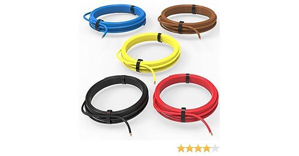 EdBerk74 voltmetro per Auto e Veicoli Colore: Nero Misuratore di Tensione Elettrico Universale con Display Digitale a LED