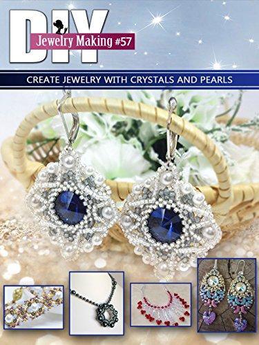 DIY Jewelry Making Magazine #57 (DIY Beading Magazine) (English Edition)