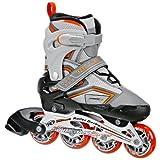 Roller Derby Inlineskates Stingray R7 Boy's - Patines en línea, color multicolor, talla DE: 12-2