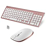 Best Apple Wireless Keyboard And Mouses - FENIFOX Wireless Keyboard and Mouse Combo with Nano Review