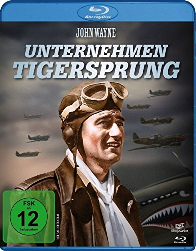 Unternehmen Tigersprung [Blu-ray]