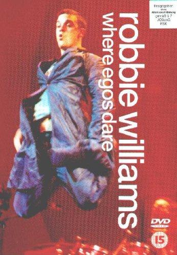 Universal/Music/DVD Robbie Williams - Where Egos Dare
