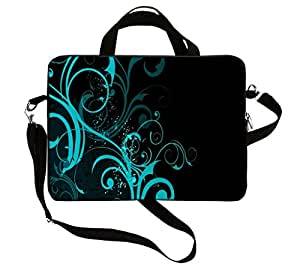 Panda Creation Laptop Case 15 inch Laptop and Tablet Bag with handle