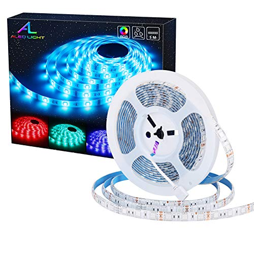 ALED LIGHT Tira Luz Impermeable IP65 LED Strip RGB
