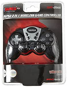 Sameo PS2 Wireless Controller with Vibration