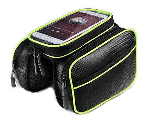 Bike Bag Bunte Fahrrad Lenker Pakete für 6 Zoll Telefon Multi-Funktions-Fahrrad-Zubehör#5