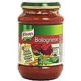 Knorr - Bolognese - Salsa boloñesa con aceite de oliva virgen extra - 400 g