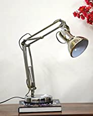 Beverly Studio Stainless Steel Study Lamp For Study Purposes Or Decorative Purposes Or Surgical Purposes Or Office Use