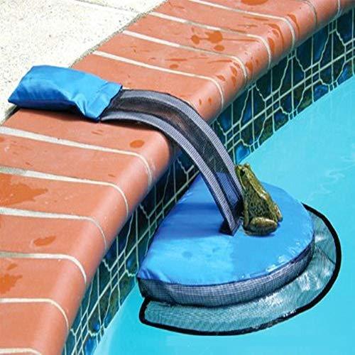 Hook.s Schwimmbad Kleintier-Fluchtnetz Umweltfreundlich Sicherer Fluchtweg