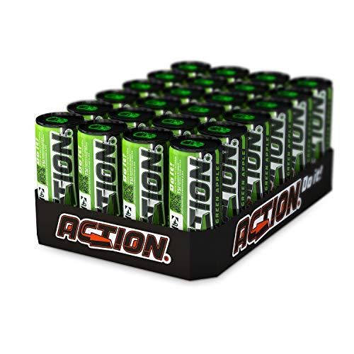 Energie-greens (ACT!ON Energy Green Apple EINWEG (24 x 250 ml))