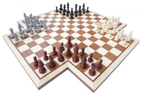 ROMBOL Schach4 Kreuzform (Michael Stetter -