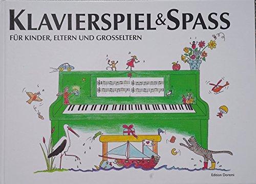 Klavierspiel & Spaß Band 01: Für Kinder, Eltern und Großeltern. Das Buch beinhaltet 33 bekannte Kinderlieder und dazugehörige Videos. Diese Videos ... in der Videobibliothek erhältlich