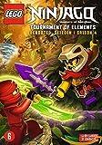Ninjago, le tournoi des éléments - Saison 4...