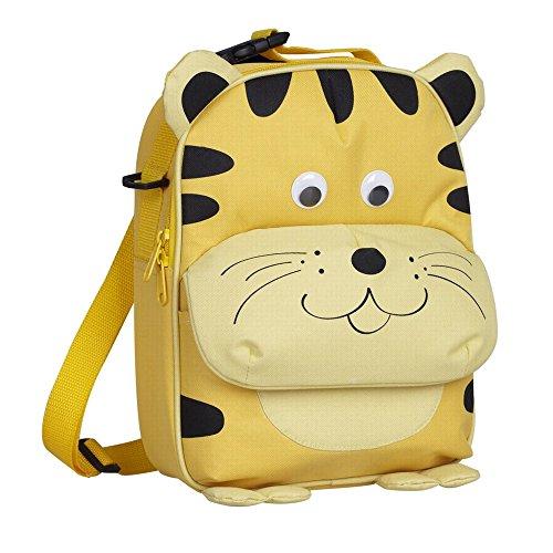 Kinder Rucksack Tier Motive Kindergartenrucksack Leicht (Tiger Gelb) 100 Prozent Polyester